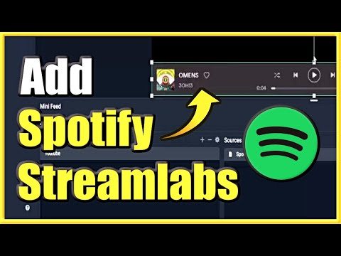 how-to-add-spotify-to-streamlabs-obs-and-display-song!-(easy-method)