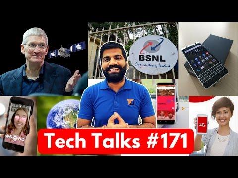 Tech Talks #171 - BSNL 333Rs 270GB, AirTel Leads, ISRO Venus Mission, HTC U11, Whatsapp & Siri