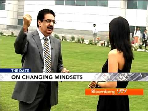 The Date with HCL's Vineet Nayar