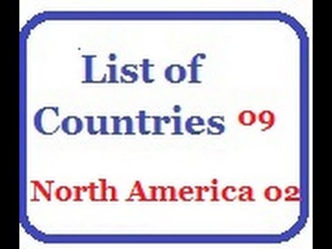 List of Countries 09