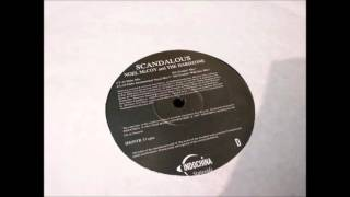 Noel McCoy and The Hardzone - Scandalous (G-Dubs Instrumental Vocal Mix)