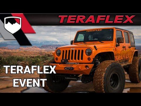 TeraFlex Event: France's Chambon Sur Jeep 2014