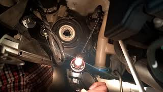 Honda City 2018   LED headlights   72w 3800lm   Installation