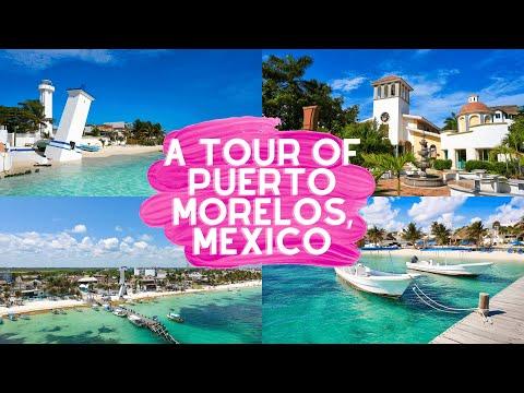 A Tour of Puerto Morelos, Mexico