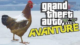 GTA 5: Pc Avanture #16 - Smesni Momenti - Ciken PIle thumbnail