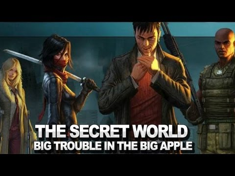 The Secret World: Big Trouble in the Big Apple