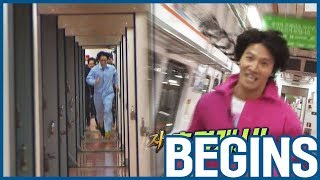 [RUNNINGMAN BEGINS] [EP 15-3]   Who Can Avoid From The Sparta Kooks !!! (ENG SUB)