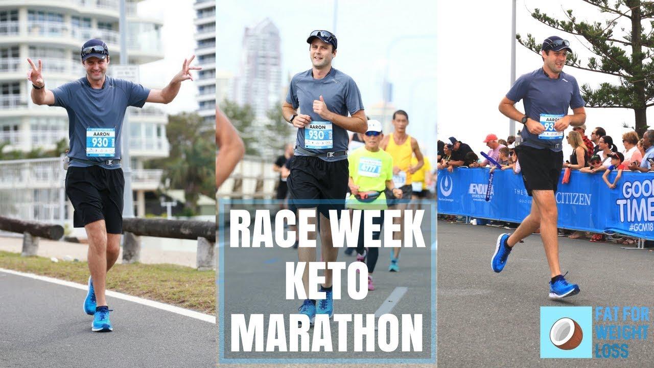 half marathon o the ketogenic diet