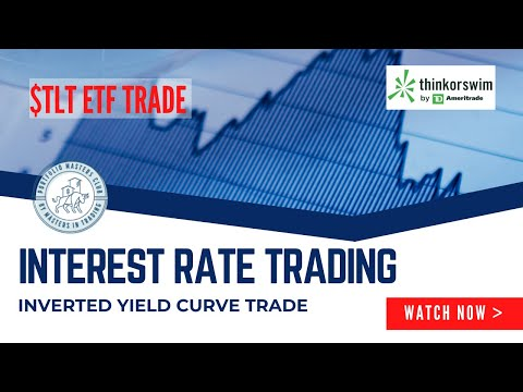 How To Trade The Yield Curve - TLT Options Trading Strategies