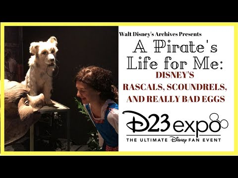 """D23 Expo 2017 