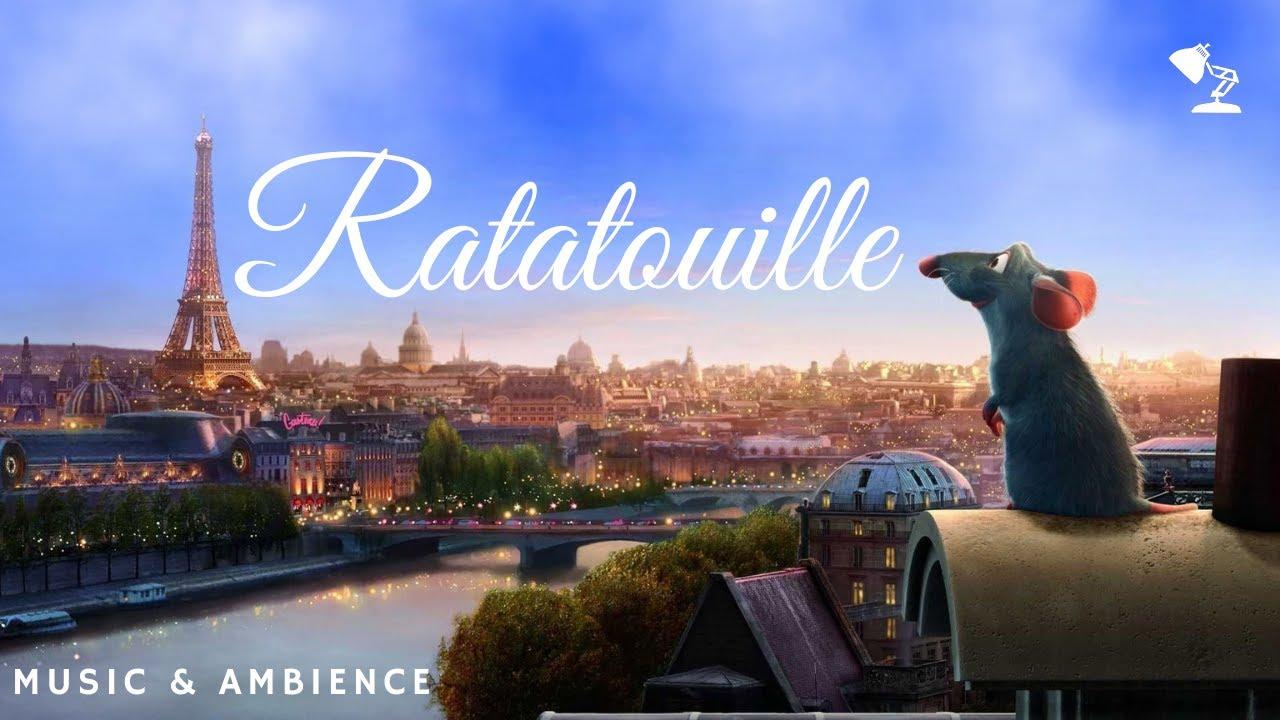 Download Ratatouille Ambient Music |  PIXAR  | Relax, Study, Sleep