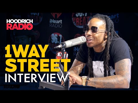 DJ Scream - 1WayStreet on New Record Go There, Hood Politics, Cucumber Challenge & More