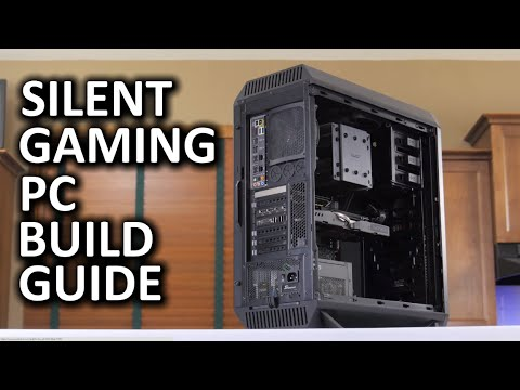 How to Build the ULTIMATE Silent Gaming or Workstation PC