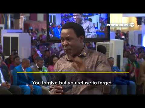 Download TB Joshua 2018 (February 01, 2018) - HOW CAN I KNOW I AM A REAL CHRISTIAN By TB Joshua 2018