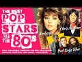 The Best Pop Stars of The 80 s  Full album