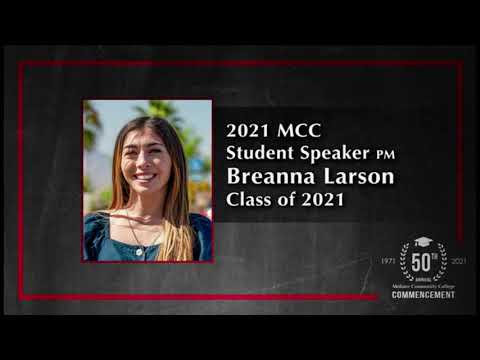 Mohave Community College 2021 - 5pm Commencement Ceremony