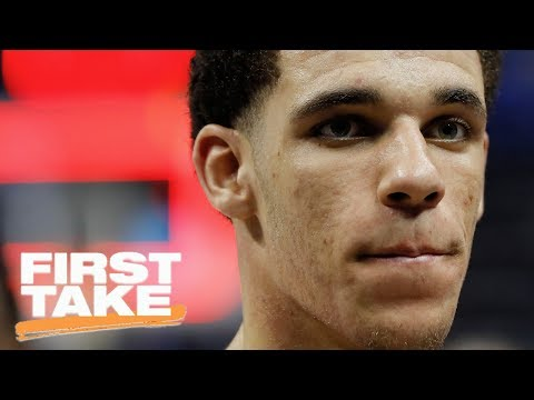 Lonzo Ball Not Working Out For Celtics | First Take | May 25, 2017