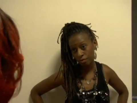 Black girl rap audition