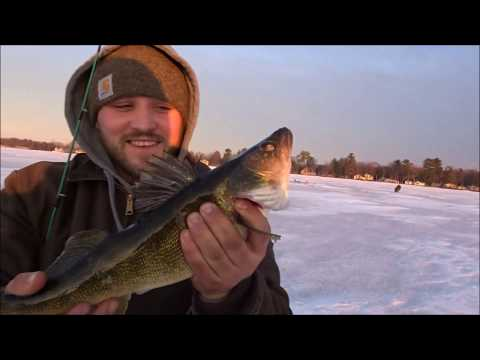 First Ice On Houghton Lake!! (12-15-18)