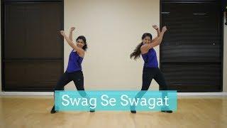Swag Se Swagat | Easy Sangeet Dance Steps | Dance Cover | Thumka Souls Choreography