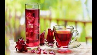 Чай КАРКАДЕ - напиток ФАРАОНОВ!