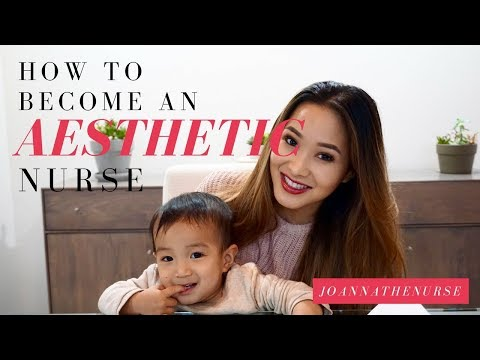 How To Become An Aesthetic Nurse | Joanna The Nurse