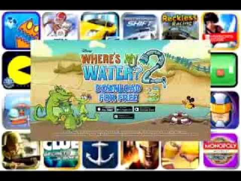 5 бесплатных игр на Iphone и IPad за неделю