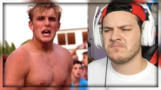 THE JAKE PAULERS SONG - Reaction