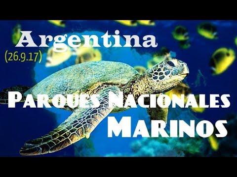 Parques Nacionales Marinos en Argentina (Lucila Masera) The Conservation Land Trust (26.9.17)