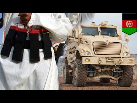 Taliban suicide bomber attacks NATO convoy, kills six US soldiers in Afghanistan - TomoNews