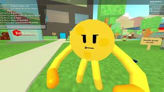 ROBLOX | I got Charles the Cheese Wheel on Cleaning Simulator!!!