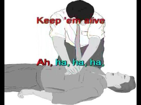 ED Sing-a-Long: Keep 'Em Alive! (The CPR Song)