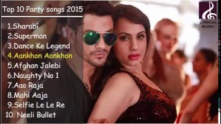 Top 10 Bollywood Party Songs 2016