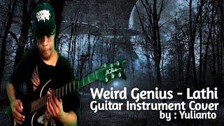 Lathi - Weird Genius feat Sara Fajira - Guitar Cover