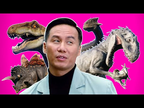 "♪ JURASSIC WORLD EVOLUTION SONG - ""The Secrets of Dr Wu"" Music Video"
