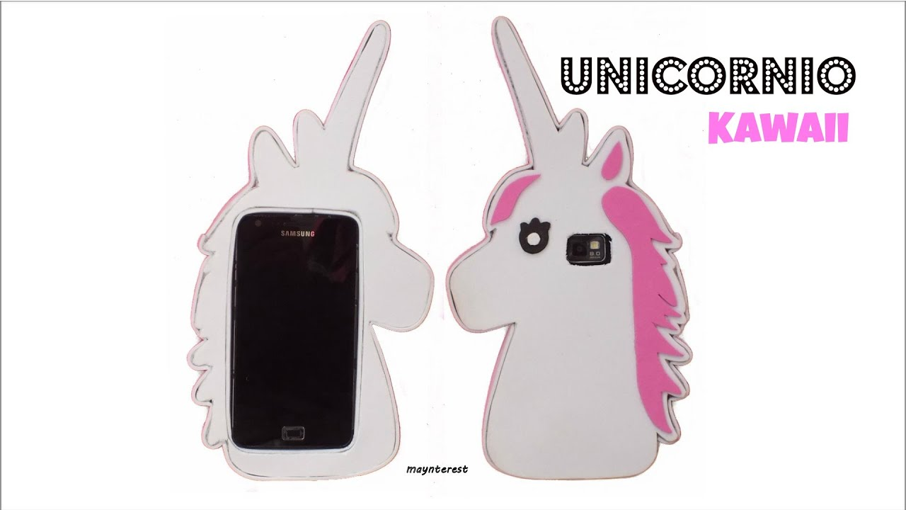 Funda Iphone  Plus Unicornio