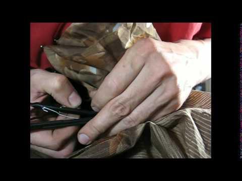 Видео Ремонт зонта автомата своими руками