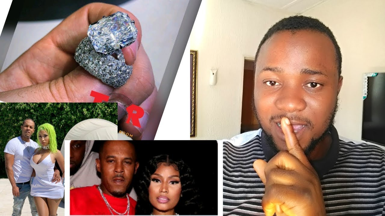 Would You Buy Your Own Wedding Ring?  Nicki Minaj #RingGate [VIDEO]