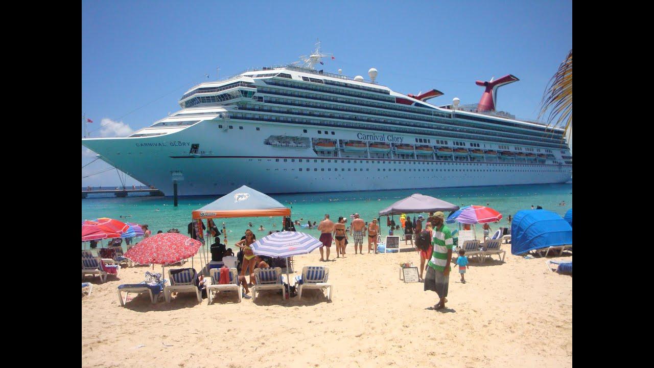 Carnival Glory Cruise Line. Grand Turks.Carnival Sunshine ...