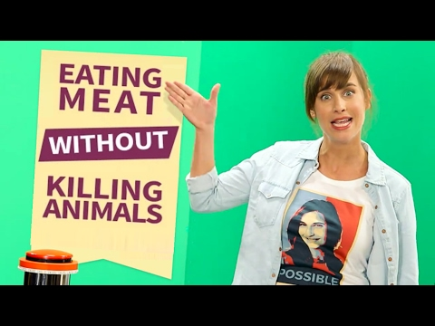 SuperMeat: REAL Meat Without Harming Animals