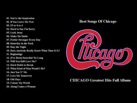 Chicago Greatest Hits Full Album - Best Of Chicago