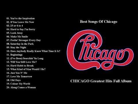Chicago Greatest Hits Full Album - Best Of Chicago