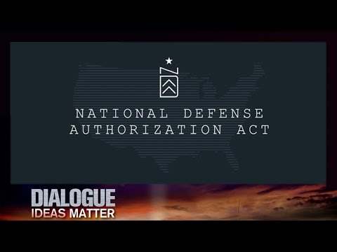 Dialogue— US Defense Authorization 12/28/2016 | CCTV