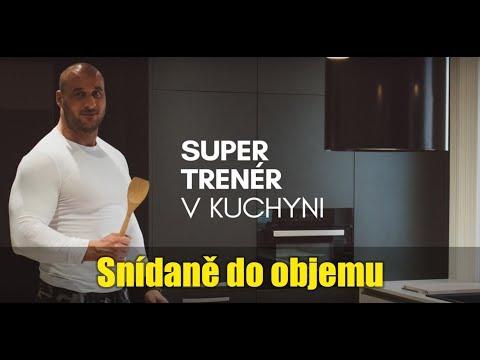 Supertrener.cz - Snídaně do objemu