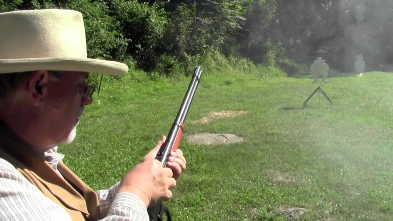 Winchester 1894 44 mag rifle youtube winchester 1894 44 mag rifle fandeluxe Choice Image