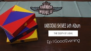 Baixar Unboxing SHINee 6th Album The Story of Light : Ep.1 Good Evening || #AkikaAgassiUnboxing