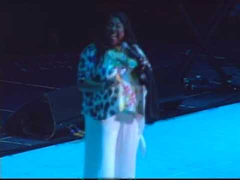 "Shirley Murdock sings ""As we lay"""