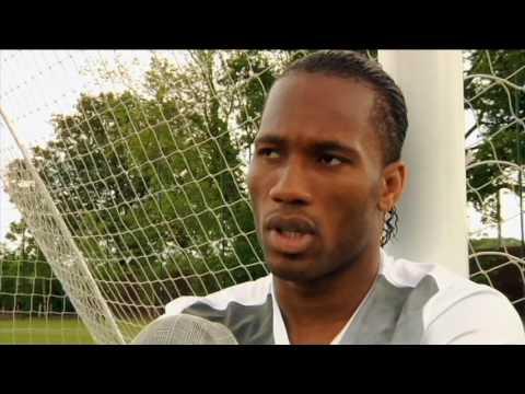 Les légendes de l'OM - Didier Drogba