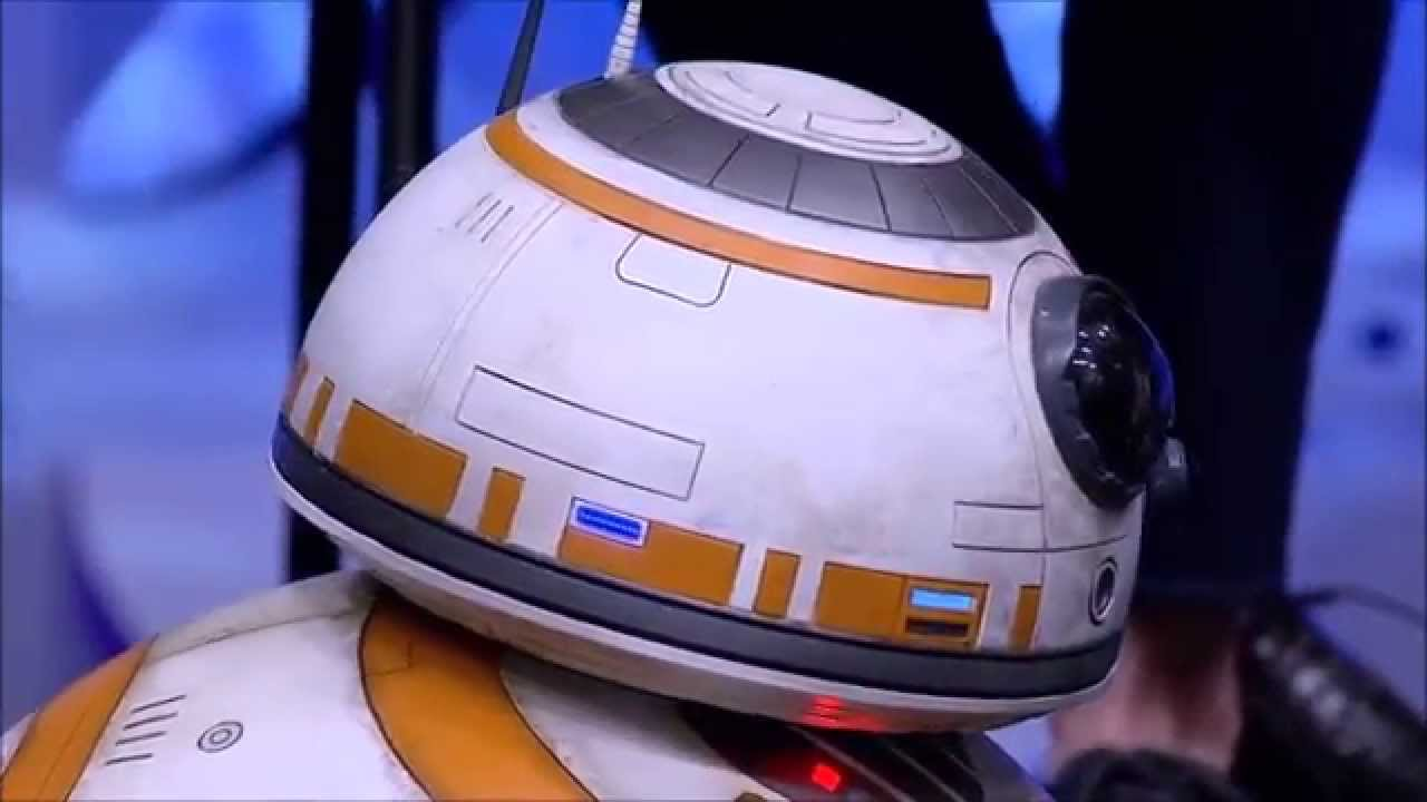 Candid Camera Star Wars : That amazing new star wars droid! bb 8 youtube