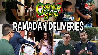 CORNER SHOP | REAL DELIVERIES! #MyActOfKindness